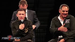 Download Gennady Golovkin reacts to DRAW against Canelo ″This is Terrible for Boxing″ Video