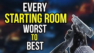 Download EVERY STARTING ROOM RANKED WORST TO BEST (COD ZOMBIES) Video