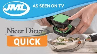 Download Nicer Dicer Quick from JML Video