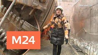 Download ″Строительство в деталях″: в 2019 году на карте метро появится Кожуховская линия - Москва 24 Video