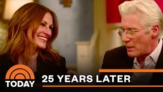 Download 'Pretty Woman' Cast Reunites 25 Years Later | TODAY Video