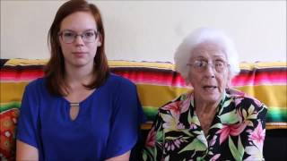 Download Living with Alzheimer's (Born in 1921) Video