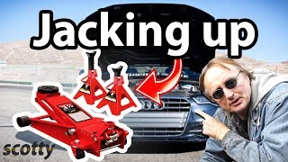 Download How to Jack Up Your Car (The Right Way) Video