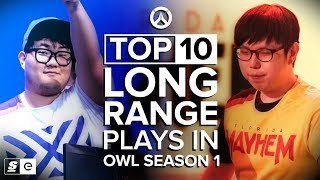 Download Top 10 Snipes from OWL Season 1 Video