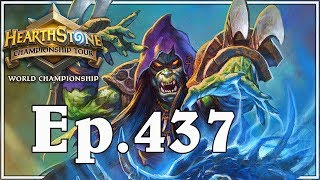Download Funny And Lucky Moments - Hearthstone - Ep. 437(HCT World Championship 2019 Special) Video