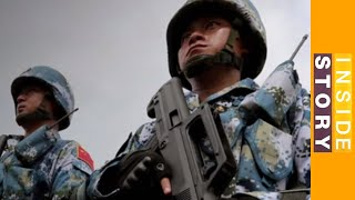 Download What does China's increased military spending mean? - Inside Story Video