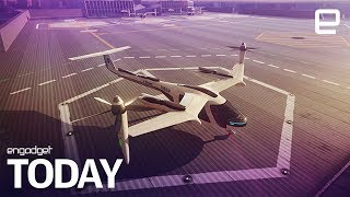 Download You ready for flying taxis from Uber? | Engadget Today Video