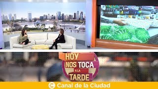 Download Tour de compras por el barrio de Once: Entrevista a Ana Markarian en Hoy nos toca a la Tarde Video
