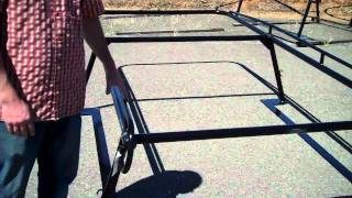 Download Camper Shell Style Racks by Rack-it Truck Racks Video