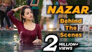 Download Nazar   Ansh & Piya in the pool   Behind the scenes   Star Plus Video
