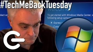 Download Jon Upgrades To Windows Vista - The Gadget Show #TechMeBackTuesday Video