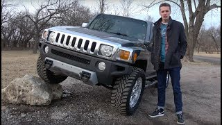 Download The Hummer H3 is Much Better than You Think Video