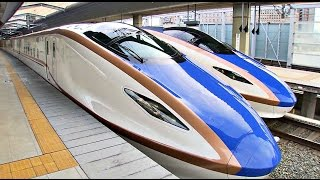 Download Hokuriku E7 Shinkansen - Special ᴴᴰ ● 北陸新幹線 Video