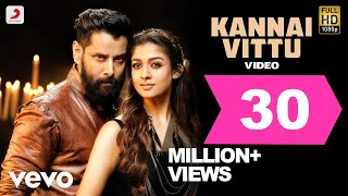 Download Iru Mugan - Kannai Vittu Tamil Video   Vikram, Nayanthara   Harris Video