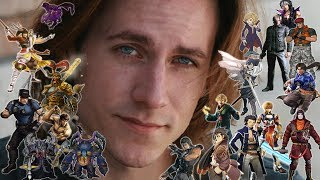 Download The Many Voices of ″Matthew Mercer″ In Video Games Video