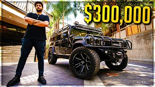 Download MY NEW $300,000 CAR HUMMER H1 *MILITARY GRADE* Video