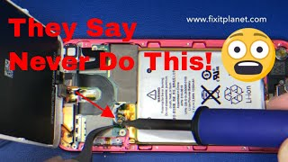 Download iPod Touch 5th Gen Battery Replacement From Start To Finish. Video