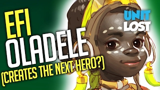 Download Overwatch - Efi Oladele NOT the Next Hero! (Her Creation Is?!) Video