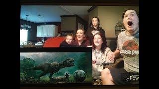 Download Jurassic World Fallen Kingdom Official Trailer Reaction″Allosaurus And Carnotaurus Merry Christmas!″ Video
