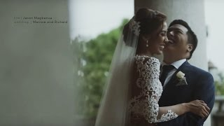 Download Marisse and Richard: A Wedding in St James The Great Video