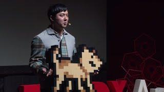 "Download Make ""the Existence"" Art | Ichitaro Suzuki | TEDxAnjo Video"
