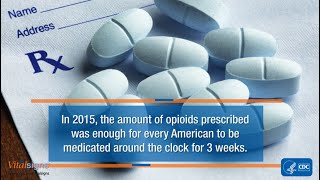Download July Vital Signs – Opioid Prescribing: Where you live matters Video