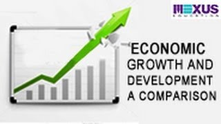 Download Economic Growth and Development - A Comparison Video
