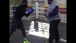 Download Adrien Broner Got Sick Speed - Fastest Hands In Boxing? esnews boxing Video