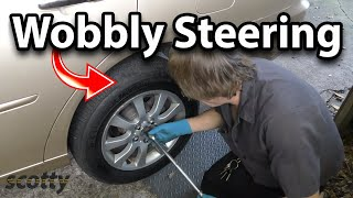 Download How To Fix A Wobbling Steering Wheel Video
