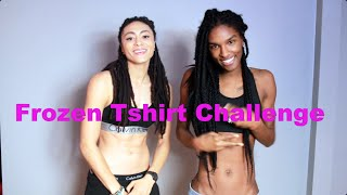 Download Frozen T-Shirt Challenge!! With Ari Fitz Video