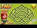 Download Epic Town Hall 8 (TH8) Trophy Base 2018!!   Th8 Trophy Base 2018!   Clash Of Clans Video
