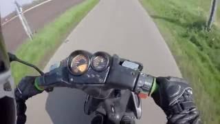 Download Aerox Abstimmfahrt 2 mit 3,5 Gramm Gewichten   StreetRox1 Video