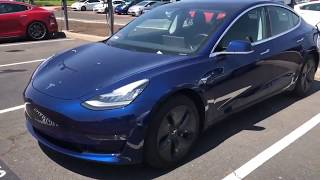 Download Tesla Model 3 Colors Video