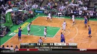 Download JR Smith Elbows Jason Terry Knicks-Celtics Game 3 Video