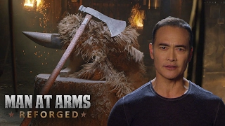 Download Viking Dane Axe - For Honor - Man At Arms: Reforged (feat. Mark Dacascos) Video