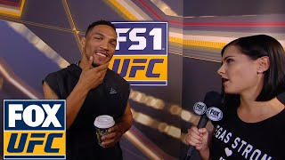 Download Kevin Lee addresses weight cut, showdown with Tony Ferguson | INTERVIEW | UFC 216 Video