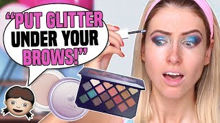 Download My DAUGHTER PICKS MY MAKEUP || Yuppp, she went there... Video