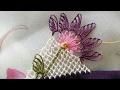 Download 🌾Dağ çiçeği iğne oyası modeli ve Yapılışı 🌹 Video