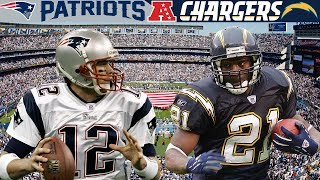 Download One Mistake Ends a Super Bowl Run! (Patriots vs. Chargers, 2006 AFC Divisional) Video