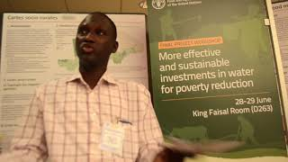 Download Interview with Abdou Rhamane Jobe, Ministry of Agriculture, Gambia Video