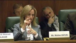 Download Marlee Matlin Headlines Panel Discussion on People with Disabilities in Times of Economic Crisis Video