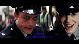 Download Jerome (Joker?) Gotham Battle Joker young and old Video