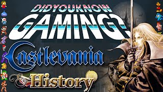 Download Castlevania & History Special - Did You Know Gaming? Feat. Markiplier Video