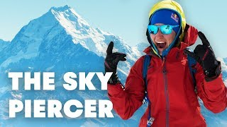 Download Freeskiing New Zealand's Highest Mountain | The Sky Piercer (Full Movie) Video