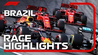 Download 2019 Brazilian Grand Prix: Race Highlights Video