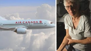 Download Grandma Says She Was Booted From Plane for Asking Flight Attendant to Toss Trash Video