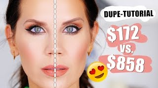 Download FULL FACE OF DUPES | Drugstore vs. Highend Video
