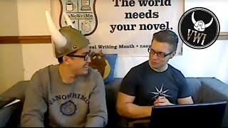 Download NaNoWriMo Virtual Write-In: 11/21/15 Video