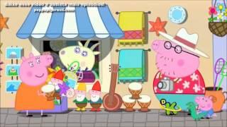 Download Peppa Pig - Férias da Peppa na Itália - Compilação de 3 Episódios - 6ª Temporada Video