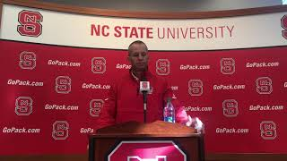Download Doeren Press Conference Ahead of Senior Day/UNC Video